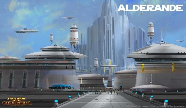 Alderande swtor Star Wars: The Old Republic   Les Datacrons