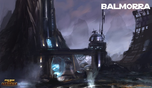 Balmorra swtor Star Wars: The Old Republic   Les Datacrons