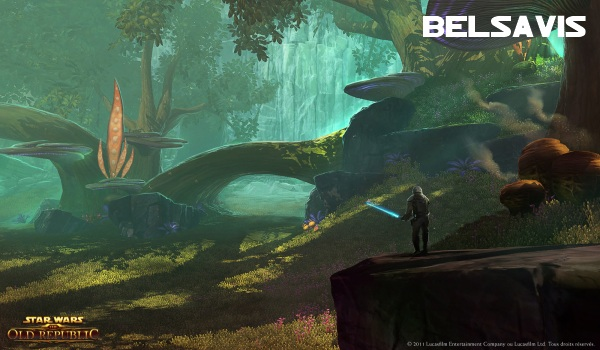 Belsavis swtor Star Wars: The Old Republic   Les Datacrons
