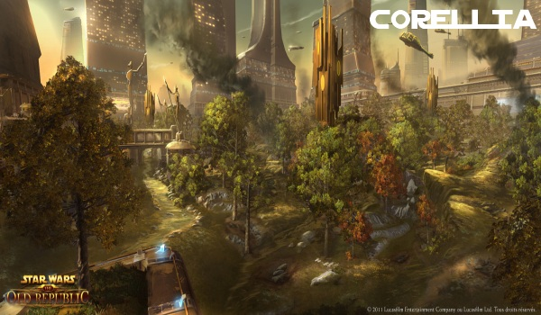 Corellia swtor Star Wars: The Old Republic   Les Datacrons