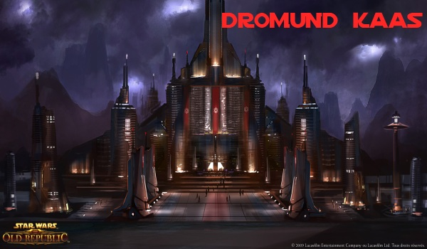 DromundKaas swtor Star Wars: The Old Republic   Les Datacrons