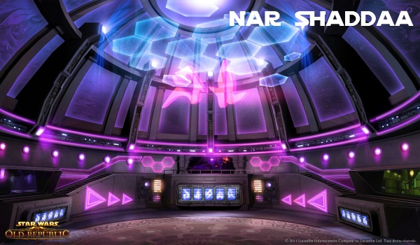 NarShaddaa swtor Star Wars: The Old Republic   Les Datacrons