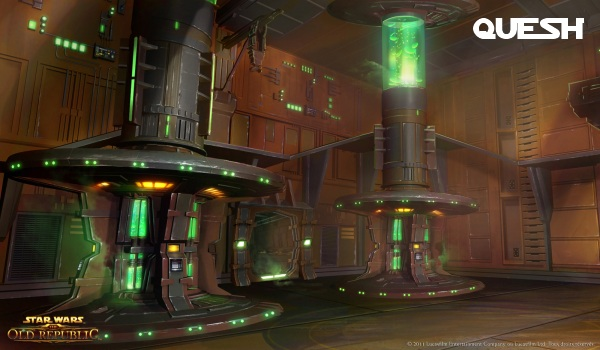 Quesh swtor1 Star Wars: The Old Republic   Les Datacrons