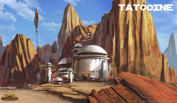Tatooine swtor Star Wars: The Old Republic   Les Datacrons
