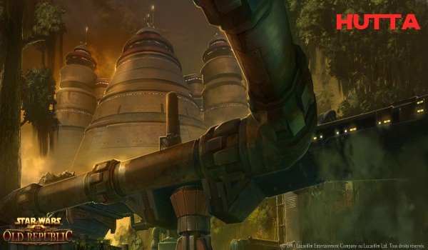 hutta swtor Star Wars: The Old Republic   Les Datacrons