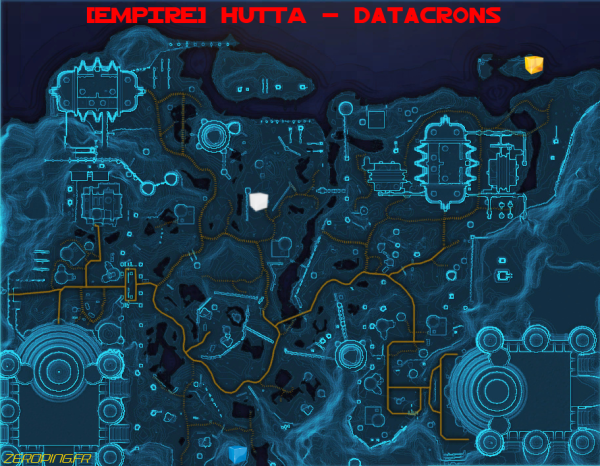 hutta map1 Star Wars: The Old Republic   Les Datacrons