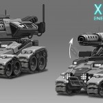 SHIV Concept 150x150 XCOM Enemy Unknown   Trailer E3 2012