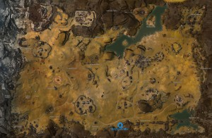 loc breche mur 300x196 Guild Wars 2   Guide complet des Jumping Puzzles