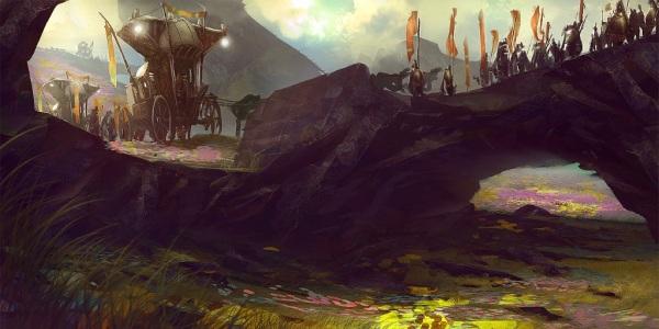 Champs de Gendarran Guild Wars 2   Guide complet des Jumping Puzzles