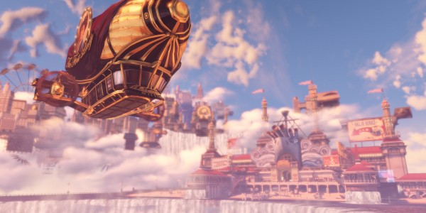 2K BioShock Infinite Columbia trailer (1)