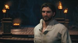 Arno a une bonne tête de soumis.