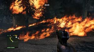 Le feu se propage toujours aussi bien dans Far Cry 4.