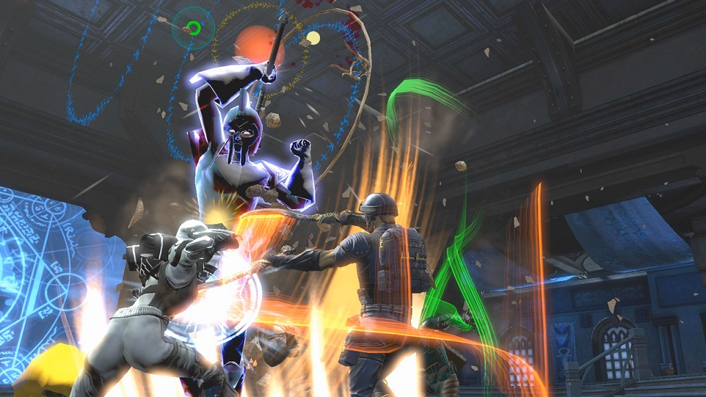 DC Universe Online: PS3 Players will be able to Join PS4 ...