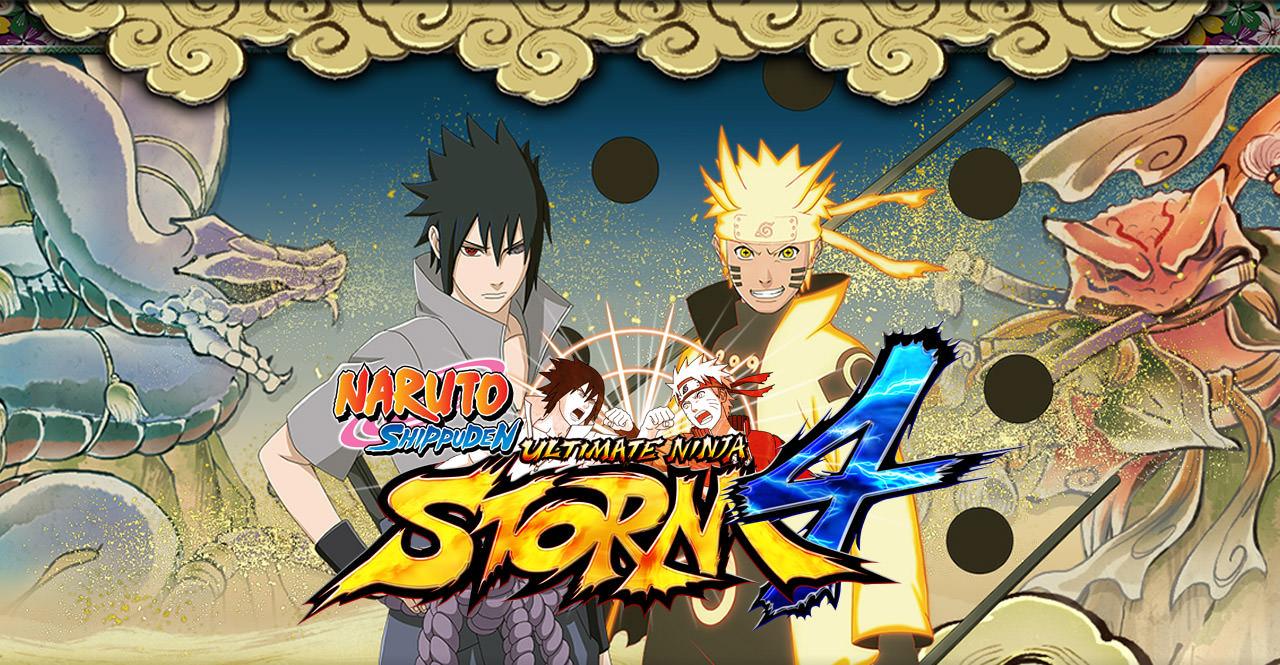 naruto shippuden ultimate ninja storm 4 trailer de sortie zeroping