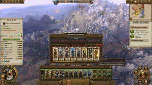 Le royaume et les troupes nains s'étend
