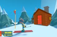 #SkiJump Screenshot Rabbit