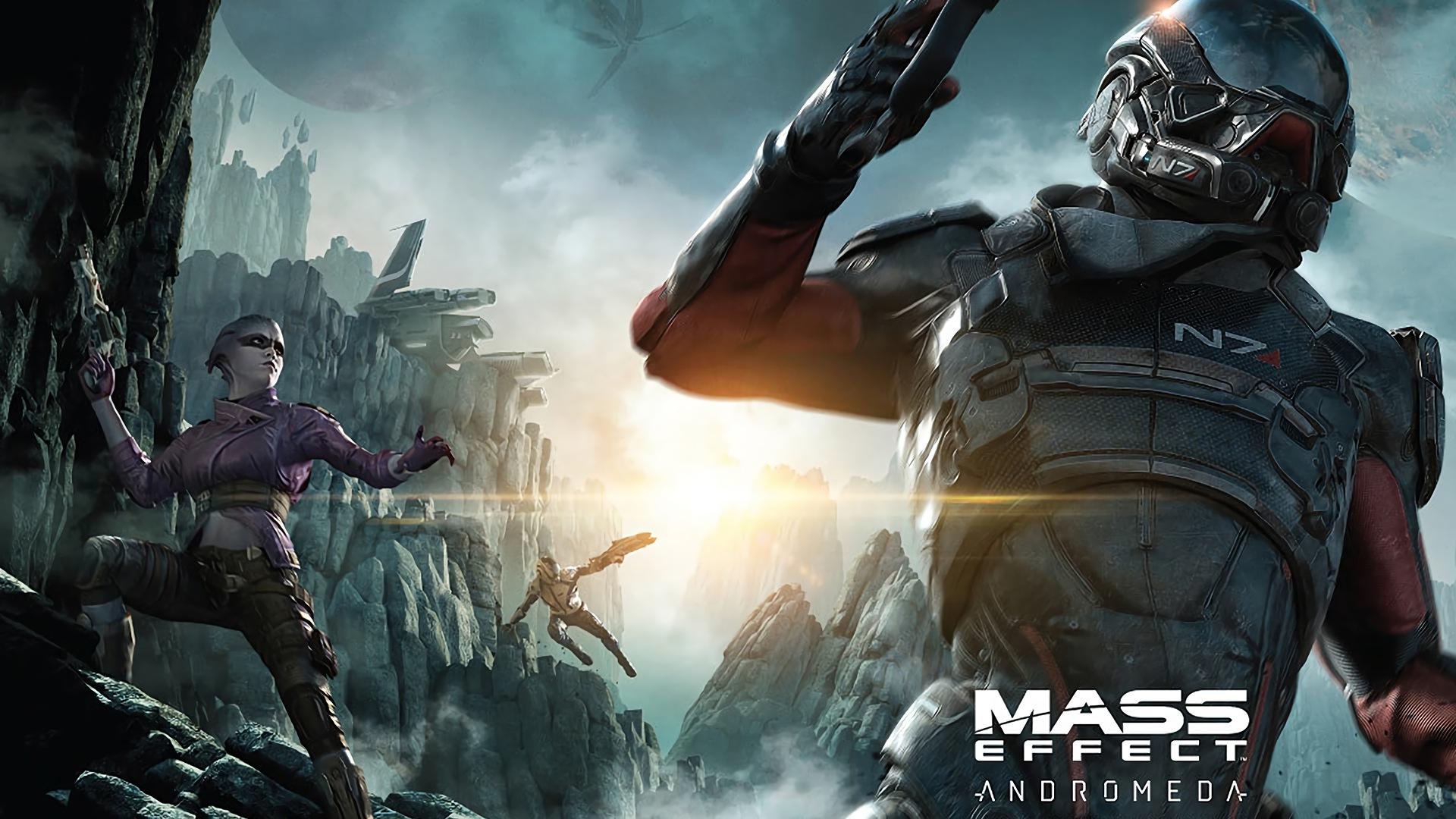 Mass Effect : Andromeda   ZeroPing